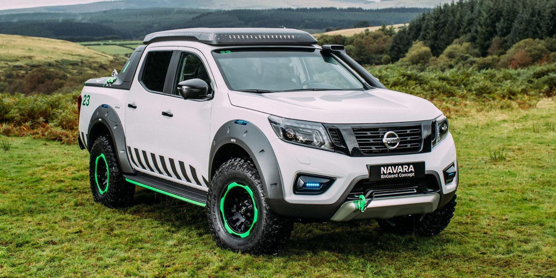 Nissan Navara, la todo terreno que atiende emergencias