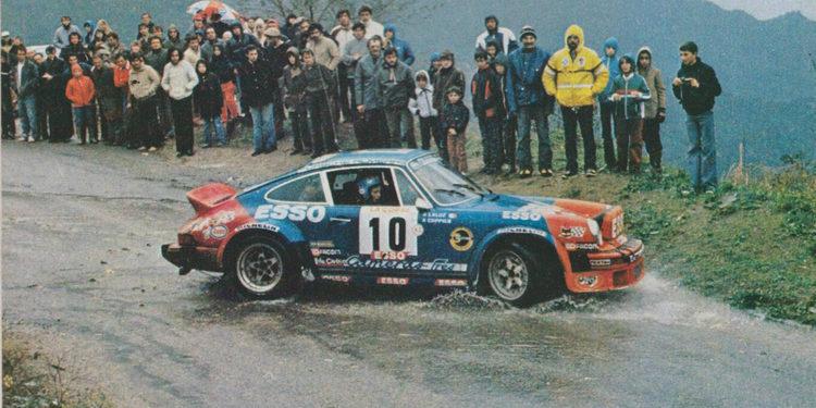 Previa histórica Rally de Córcega: más de medio siglo y 'mil curvas'