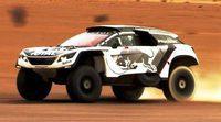 Se estrena el Peugeot 3008 DKR