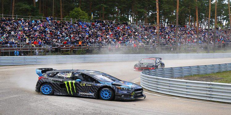 Rallycross: Resultado de la prueba en Riga