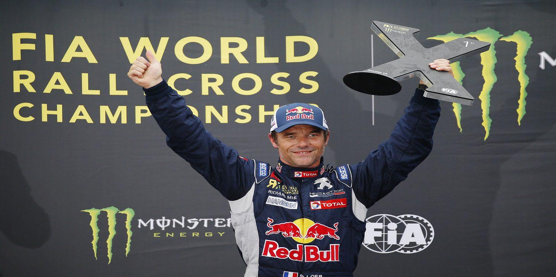 """Sébastien Loeb: """"Es increíble ganar una final"""""""