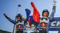 Sébastien Ogier se impone con autoridad en el Tour de Corse