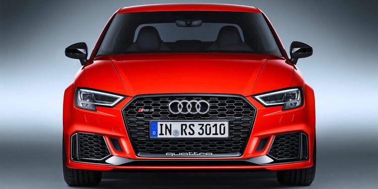 Nuevo Audi RS 3 2017