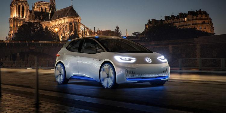 Volkswagen ID Concept, pretende marcar un antes un después