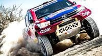 Al-Attiyah imparable en el Rally de Marruecos
