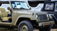 Jeep Wrangler 75th Salute Concept, revive la historia