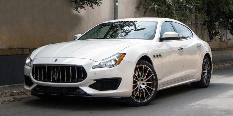 Maserati Quattroporte 2017, espléndida renovación