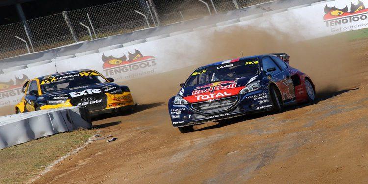 Las opciones de ser campeón de: Sébastien Loeb