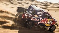 Al-Attiyah sigue al mando de la general