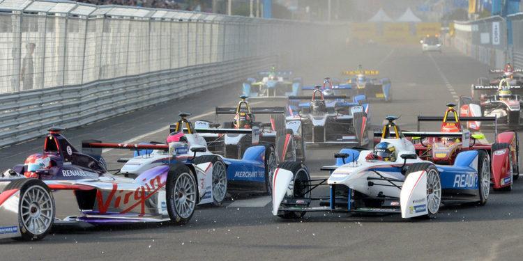 Los pilotos que se estrenan este fin de semana en la Fórmula E