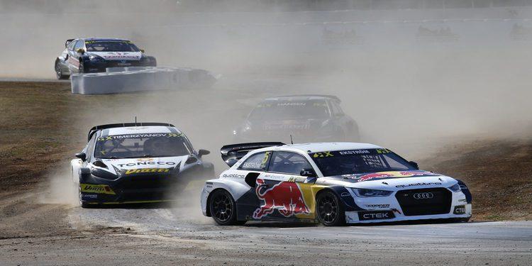 Las opciones de ser campeón de: Mattias Ekström