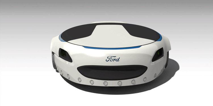 Carr-E, el hoverboard de Ford
