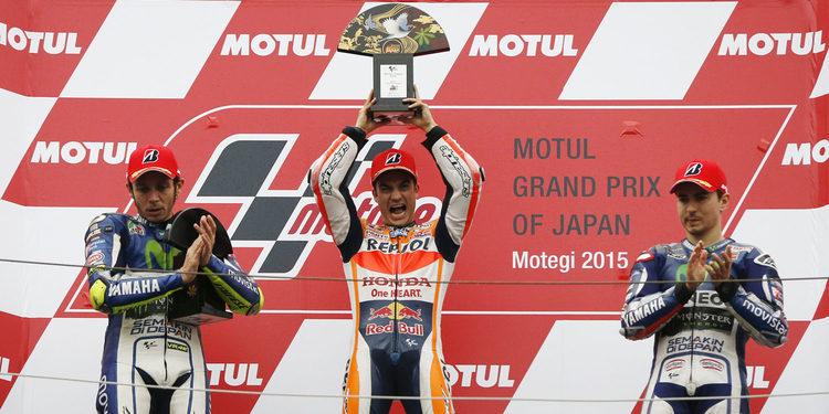 ¿Qué ocurrió hace un año en el GP de Japón?