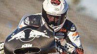 Mika Kallio explica el proyecto con KTM