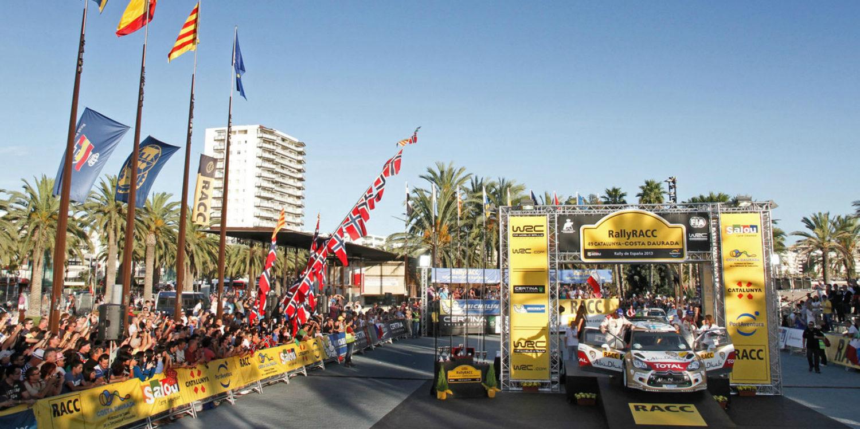 Rally de Cataluña: el único rally mixto del WRC, tramo a tramo