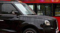 El TX5 mantiene la linea de taxis londinenses