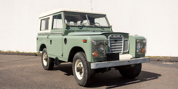 Historia de la famosa Land Rover