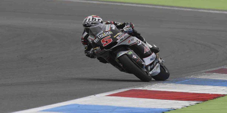 Moto2: el GP de Japón puede ser crucial para Johann Zarco
