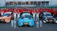 Audi se lleva los honores entre los fabricantes