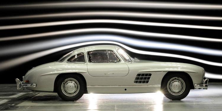 Aerodinámica automotriz y su evolución