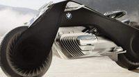 BMW Motorrad VISION NEXT 100, se sale de la realidad