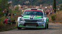 Rally de Cataluña: Jan Kopecký se impone en el WRC 2