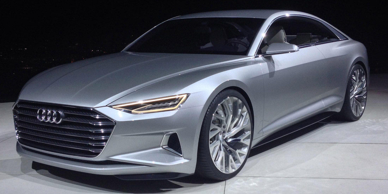 Audi Prologue, un auto innovador