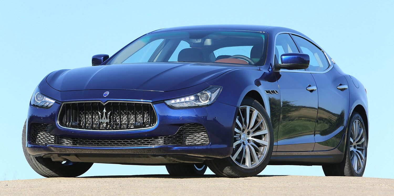 El nuevo Maserati Ghibli te dejará sorprendido
