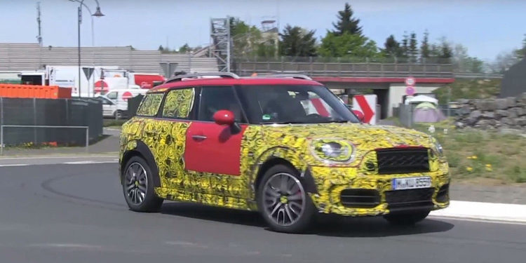 Mini Countryman Plug-in Hybrid 2018