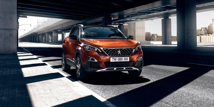 Disponible la nueva Peugeot 3008