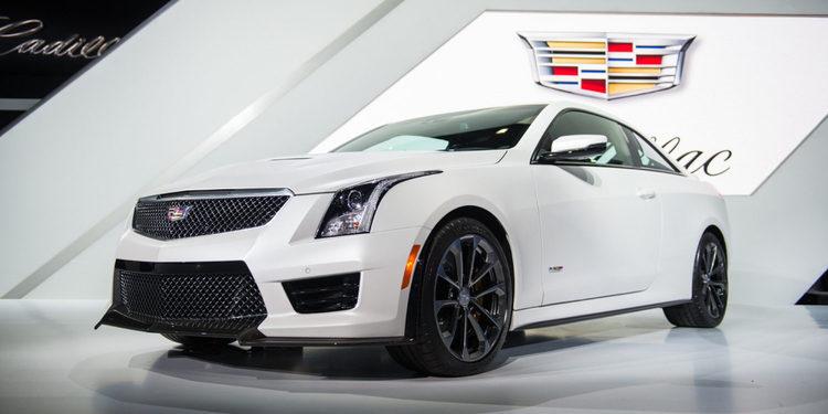 Dejate atrapar por el Cadillac ATS-V Coupé