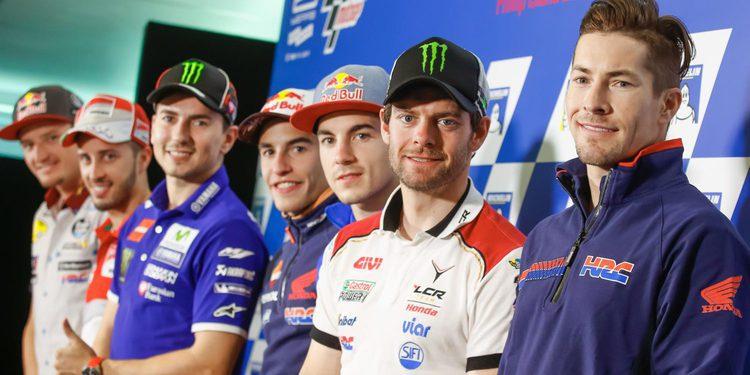 La rueda de prensa previa al GP de Australia