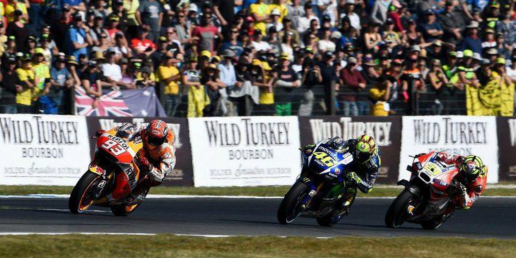 Directo MotoGP Phillip Island 2016