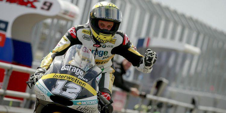 Moto2: Victoria de Thomas Lüthi por ¡10 milésimas!