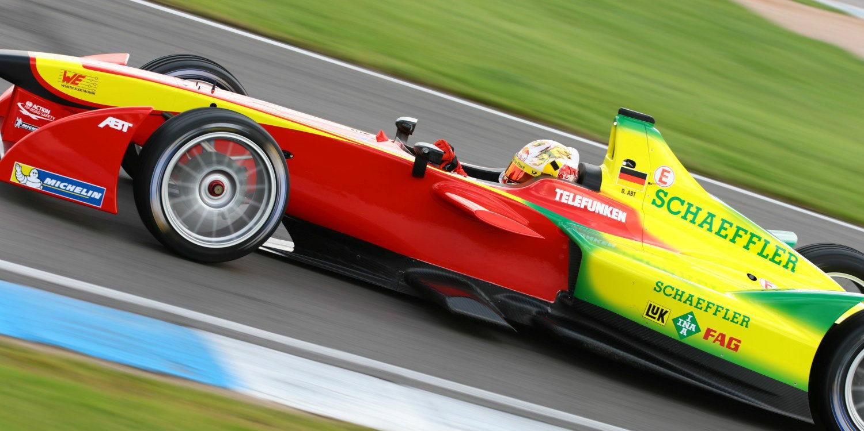 Fórmula E: Audi espera a Mercedes y BMW