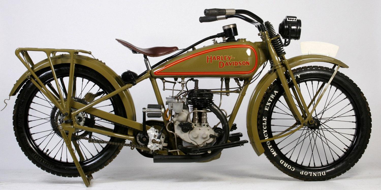 Harley Davidson, una leyenda viviente