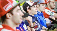 La rueda de prensa previa al GP de Malasia de MotoGP