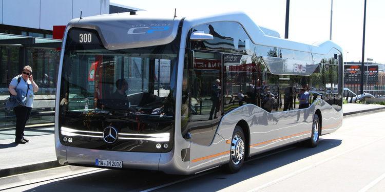 La historia del vehículo autónomo y el Future Bus