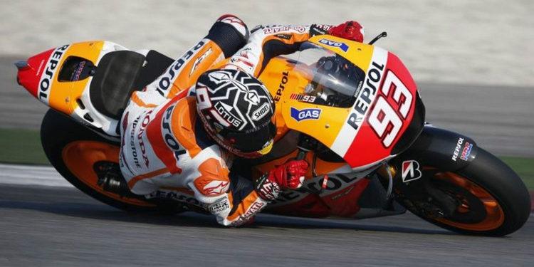MotoGP: Márquez lidera los primeros libres en Sepang