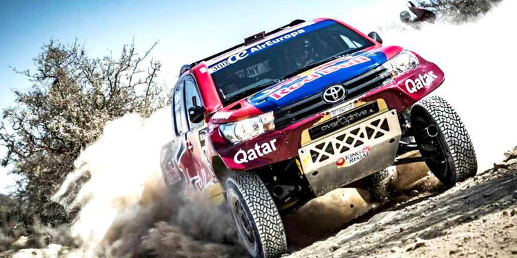 La Toyota Hilux Evo no irá al próximo Dakar
