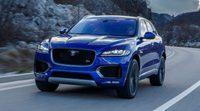 Jaguar mostró el F-Pace 2017, el primer Suv de los ingleses