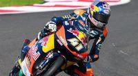 Moto3: Binder consigue la pole en Sepang 'in extremis'