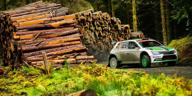 Esapekka Lappi vence en Gales e incendia el WRC 2