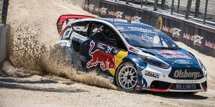El rallycross tendrá coches eléctricos