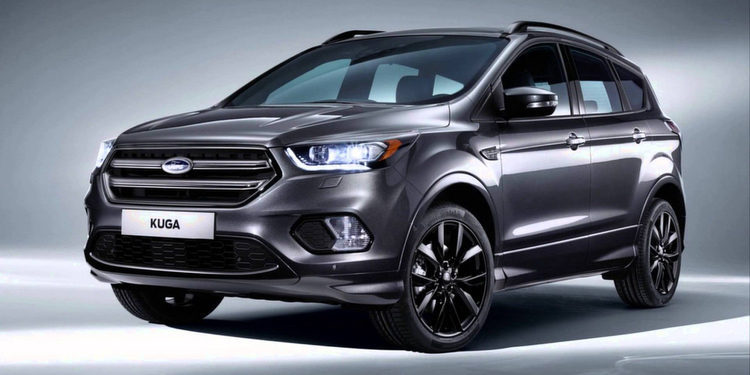 Conoce el nuevo Ford Kuga 2017