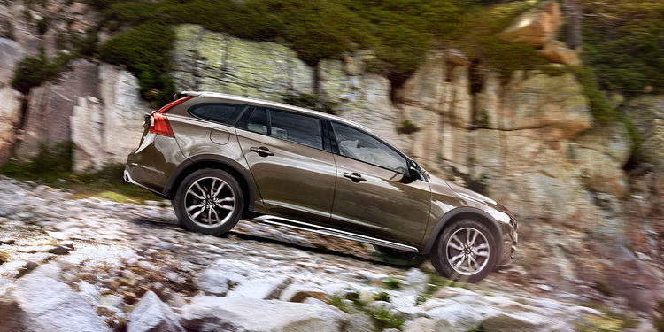 Descubre la Volvo V60 Cross Country