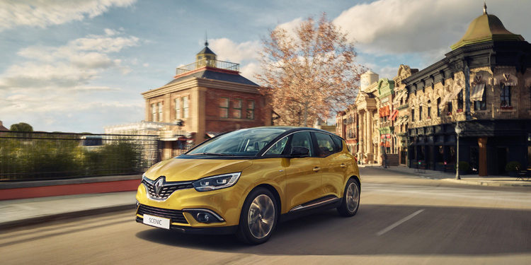 Nuevo Renault Scénic