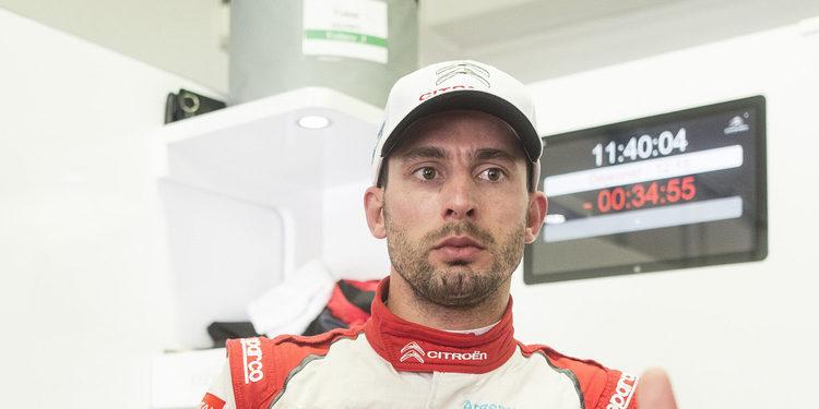 José María López competirá con Toyota en el WEC en 2017