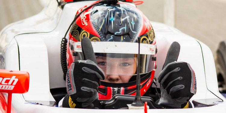 Luca Engstler competirá en las TCR alemanas en 2017