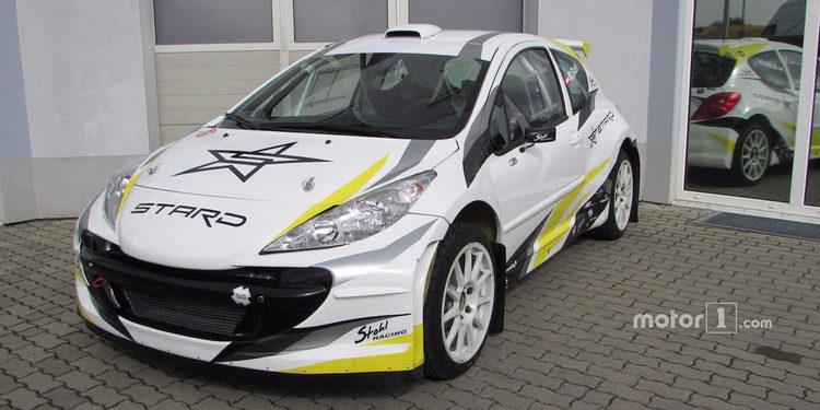 Manfred Stohl y el primer coche de Rallycross 100% eléctrico